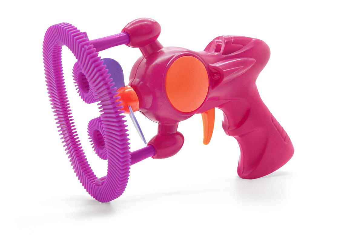 Small Bubble gun