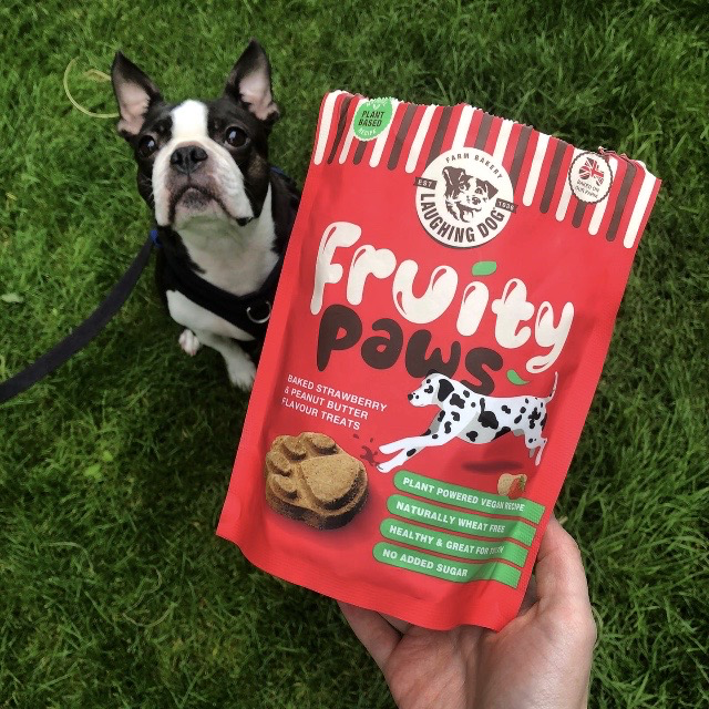 Laughing Dog Fruity Paws