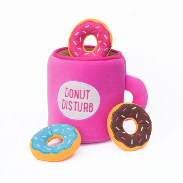 Coffee & donuts burrows toy