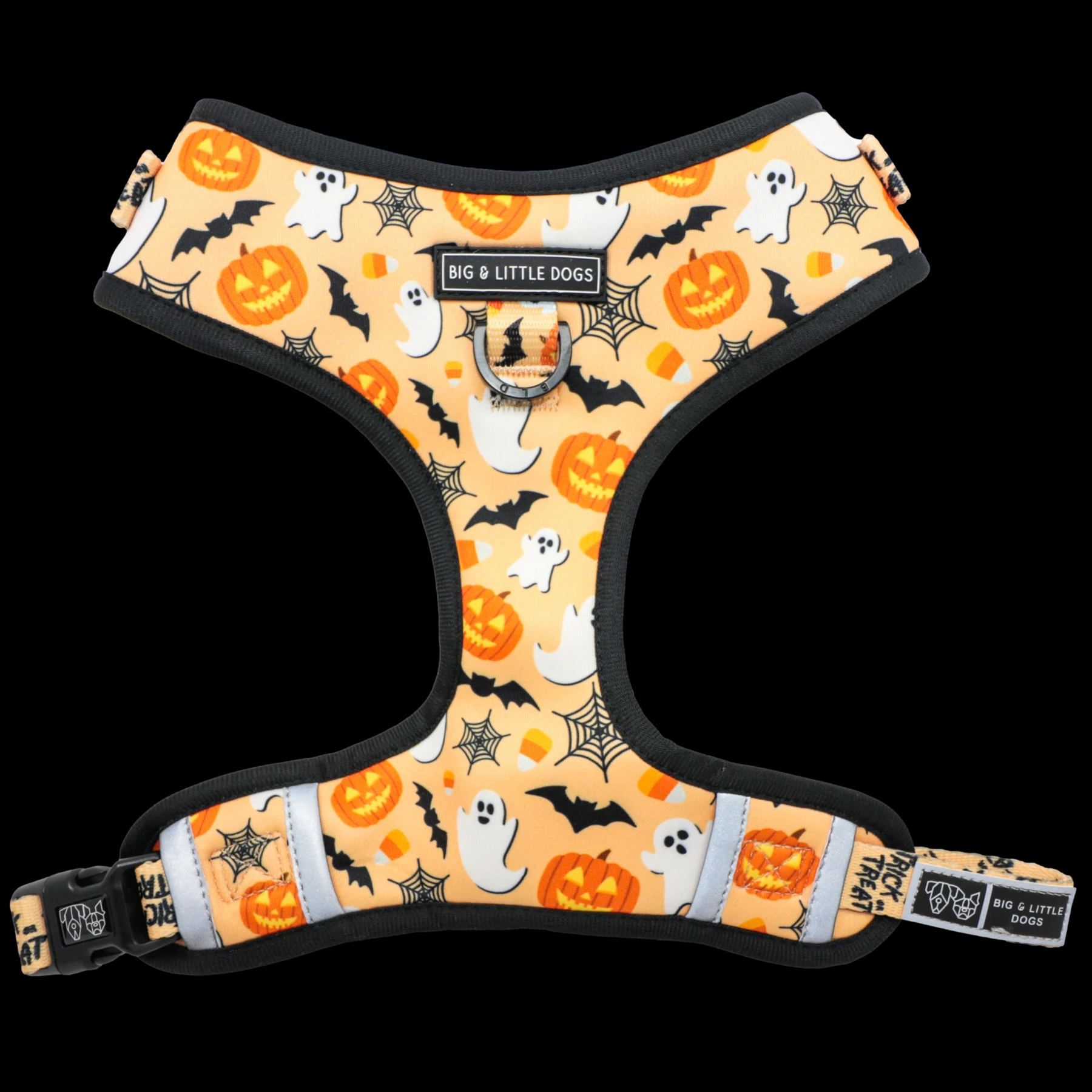 Spooky season adjustable harness