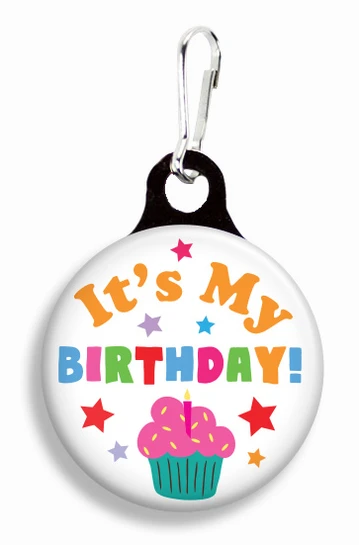 It's my Birthday tag
