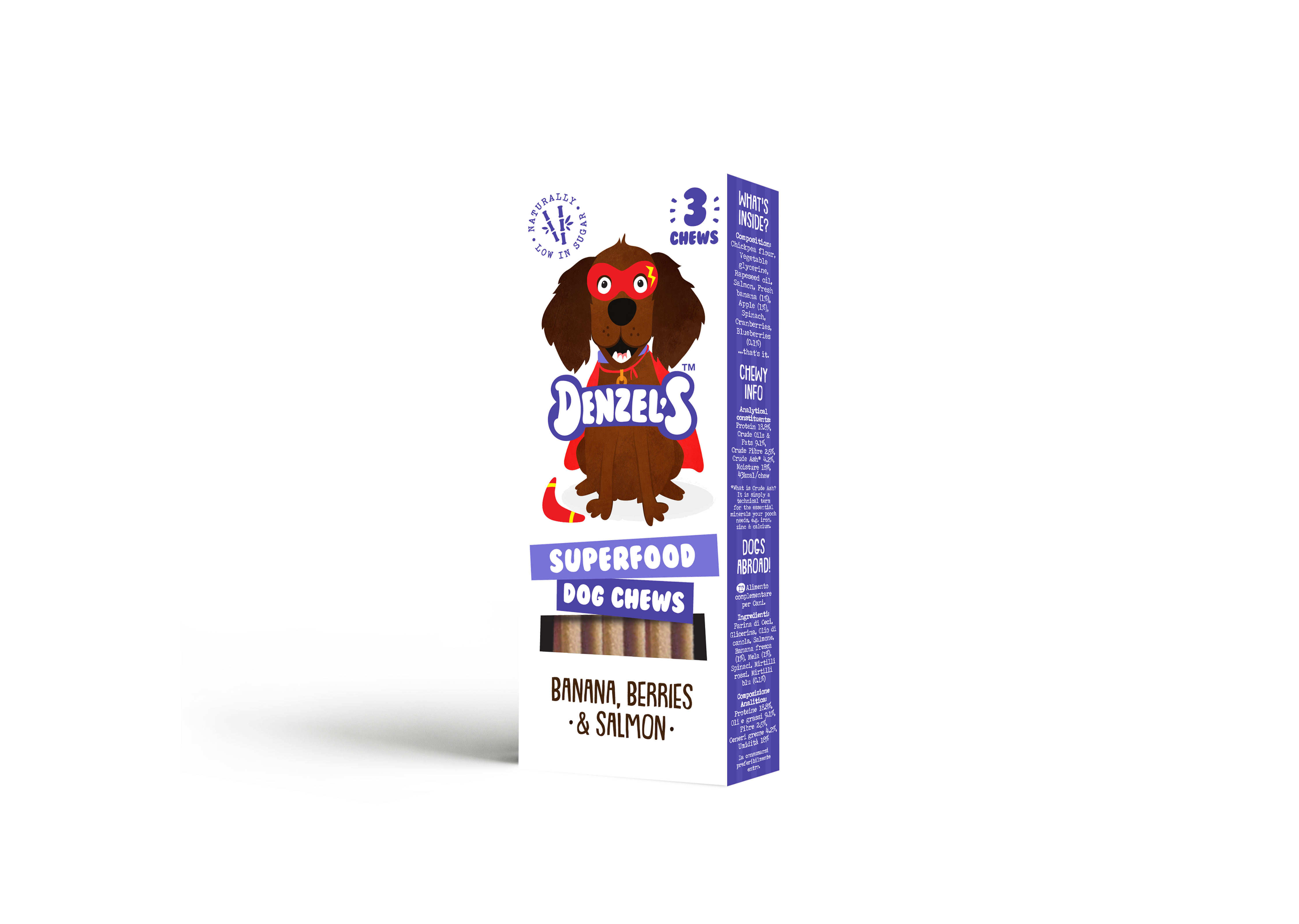 Denzels Superfood Chews