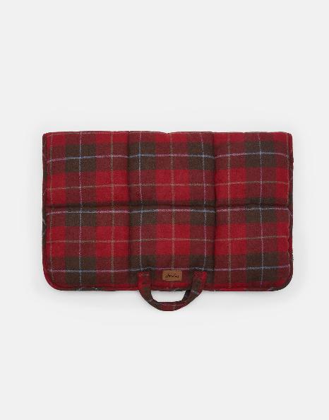 Joules - Tweed travel bed