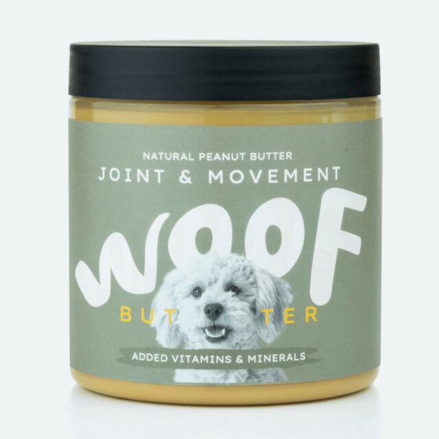 Woof butter - Joint and movement