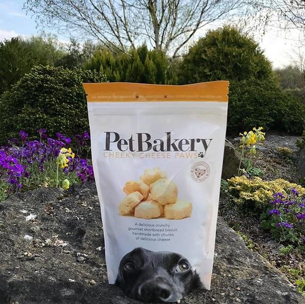 Pet bakery biscuit treat range