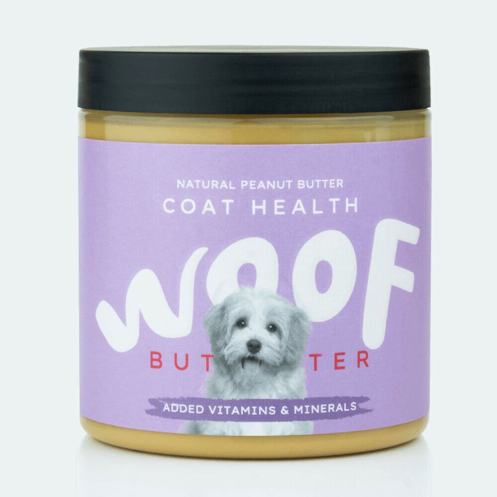 Woof butter - Treat time