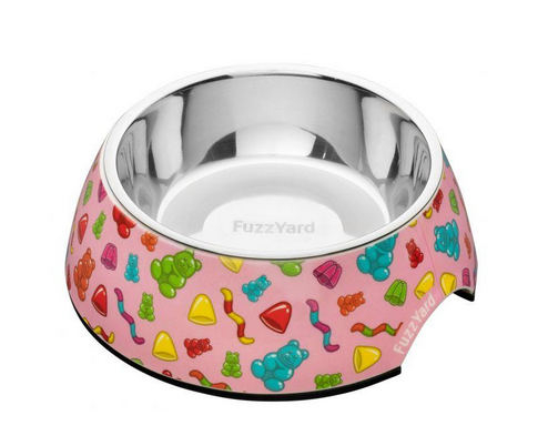 Jelly bear bowl