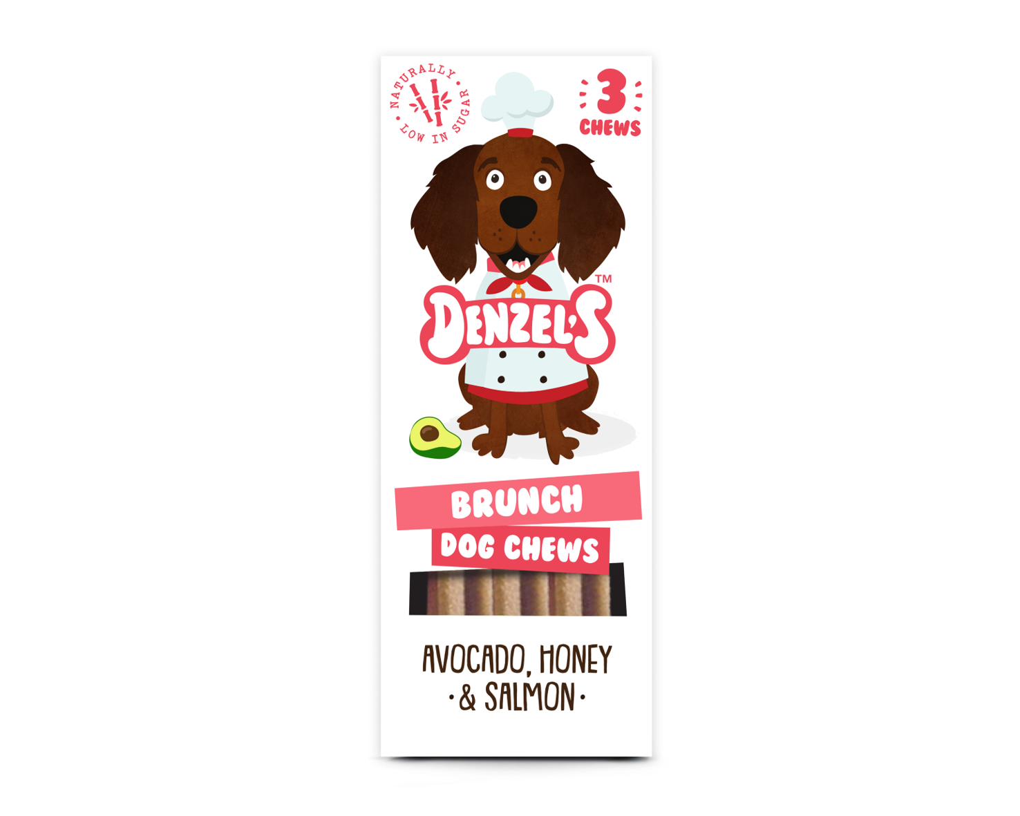 Denzels Brunch chews