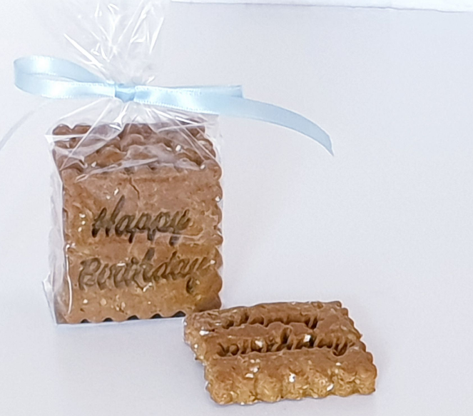 Birthday biscuits gift pack