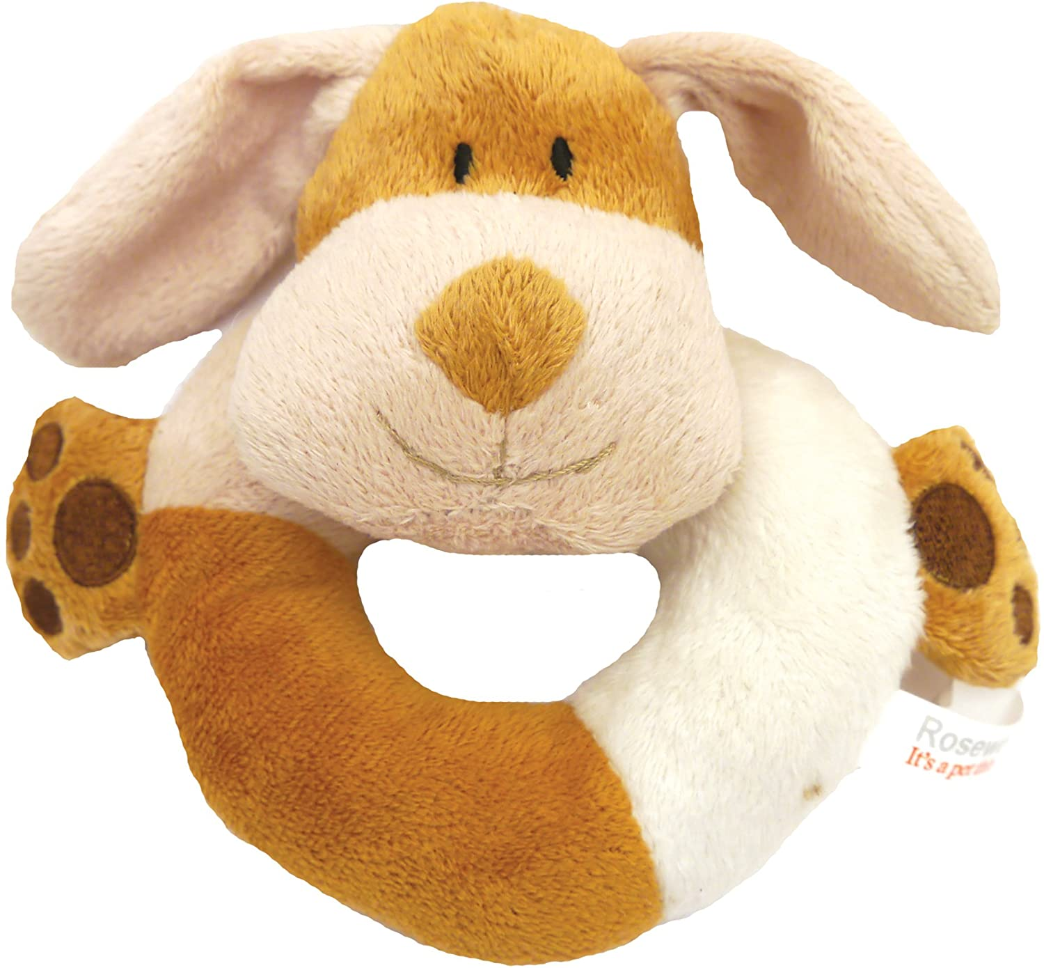 Cuddle plush ring