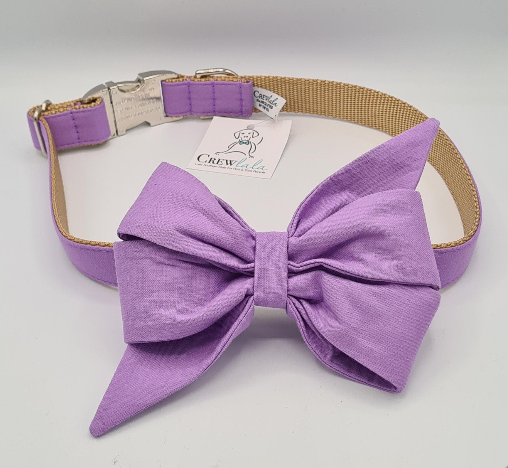 Wisteria collar