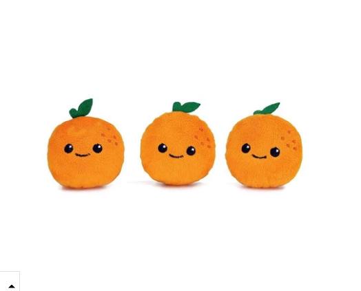 Orange Jam Burrow toy