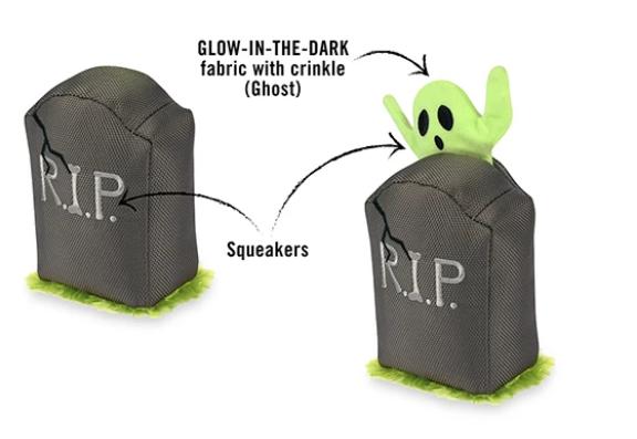 Grrravestone toy