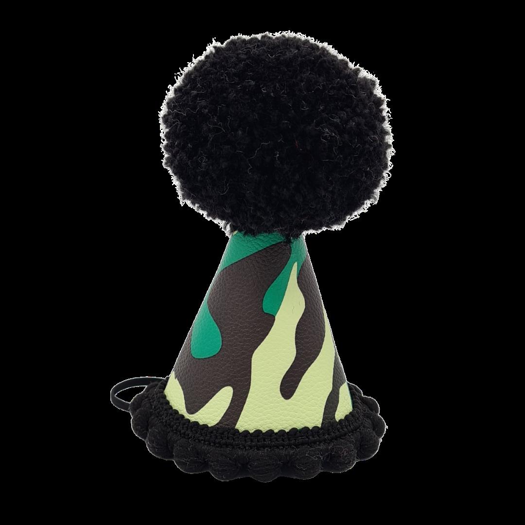 Pawty hat - Camo