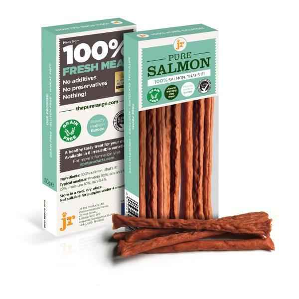 Pure sticks - Salmon