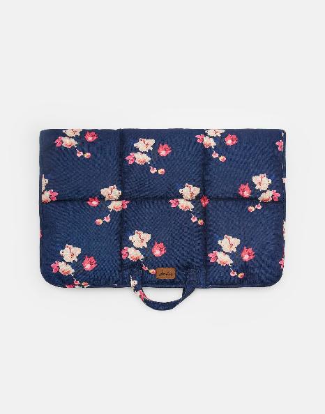 Joules - floral travel Mat