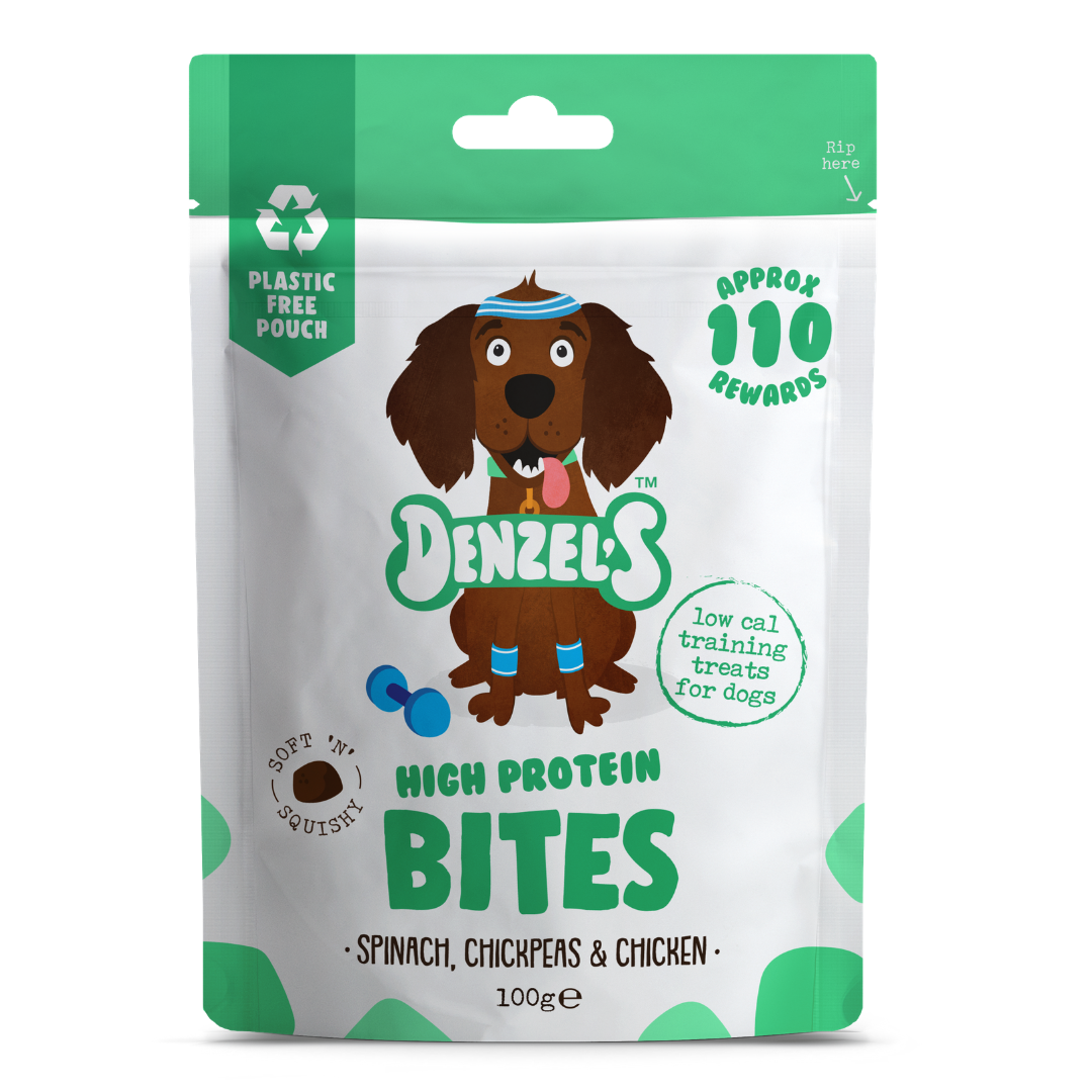 Denzels High Protein soft bites