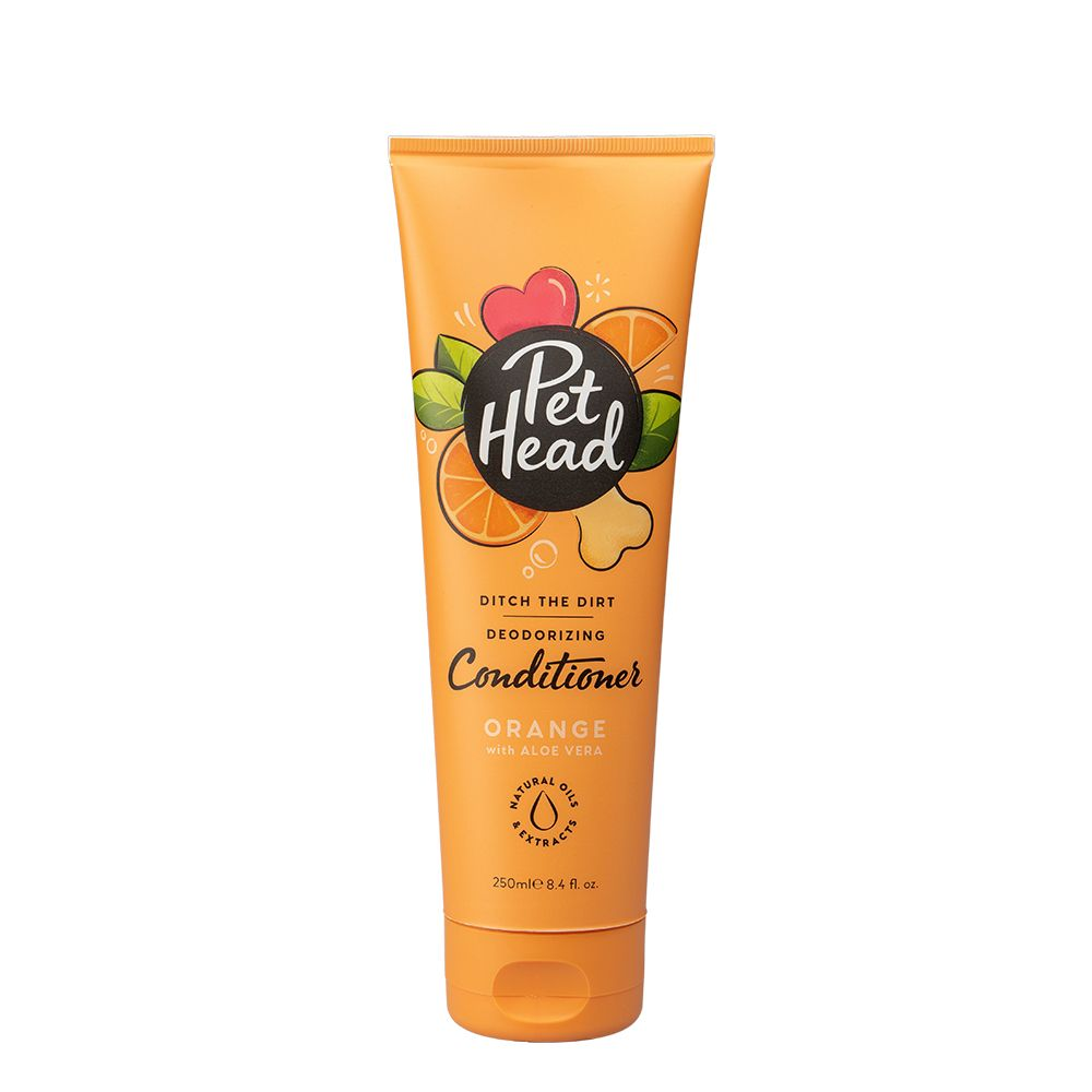 Ditch the dirt Conditioner
