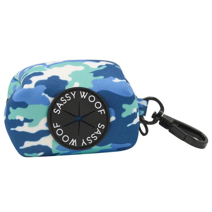 Blue Camo accessories