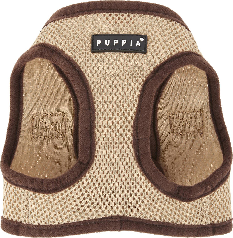 Beige Puppia Jacket harness (step in)