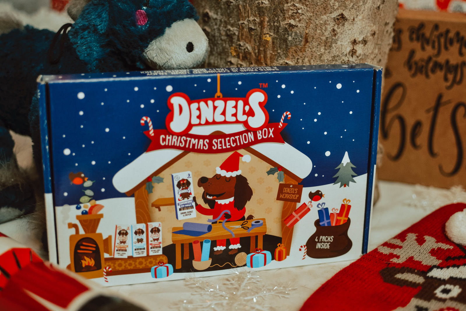 Christmas selection box