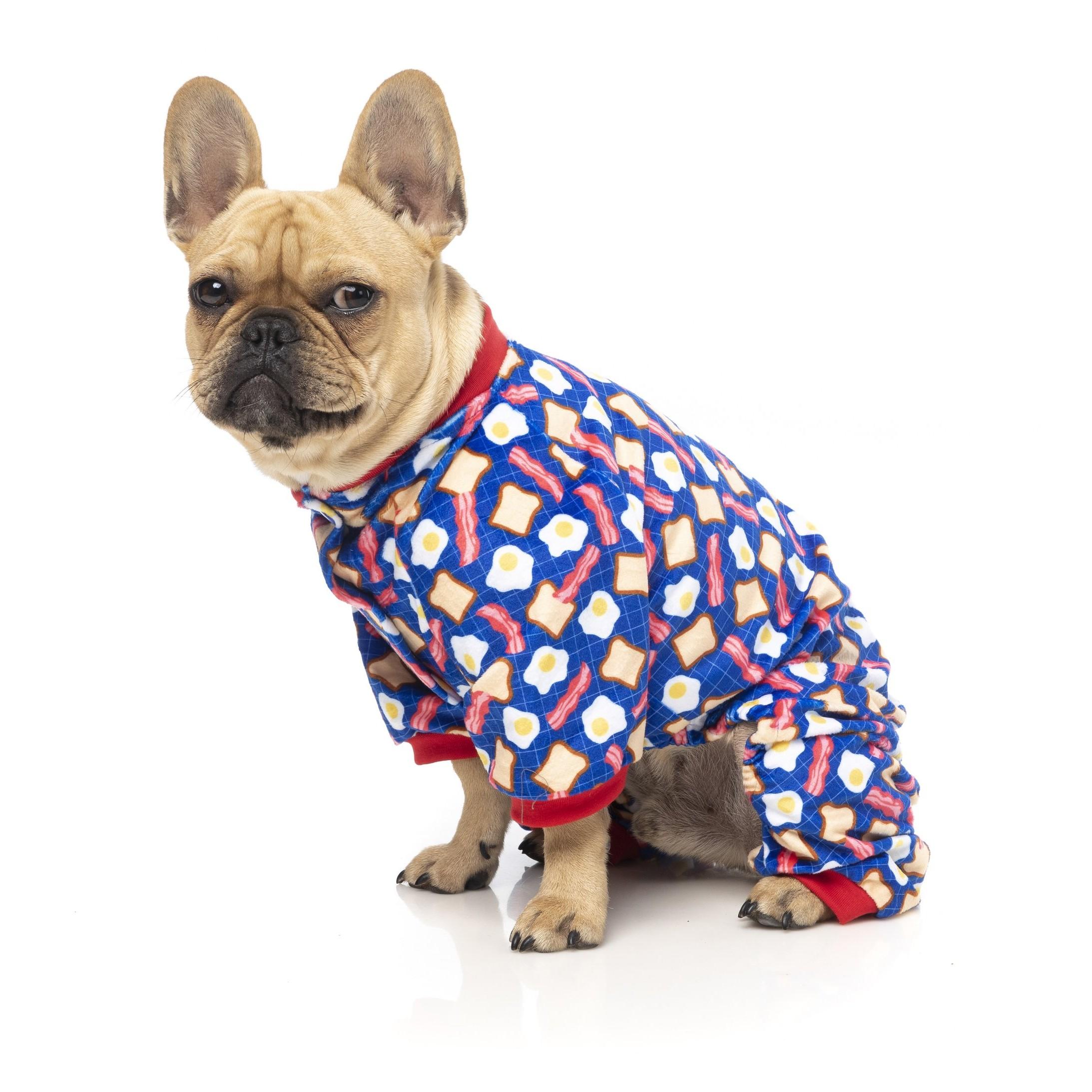 Bacon and eggs Dog Pyjamas