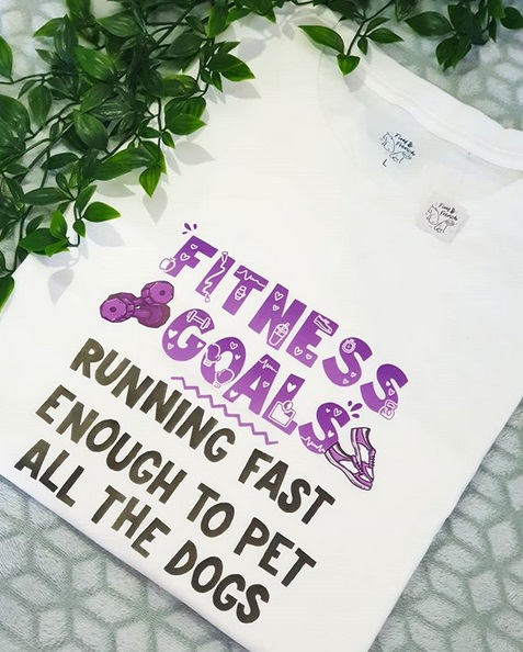 Fitness goals Tshirt
