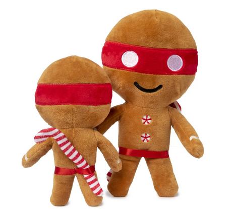 Gingerbread Ninja