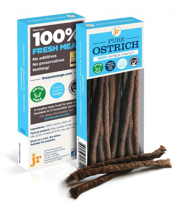 Pure Sticks - Ostrich