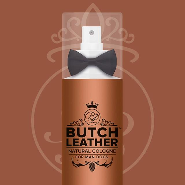 Butch Leather aftershave