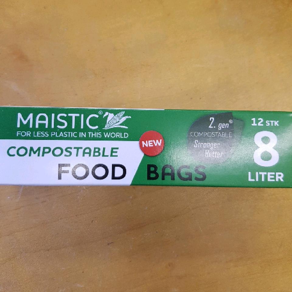 Food Bags - home compostable
