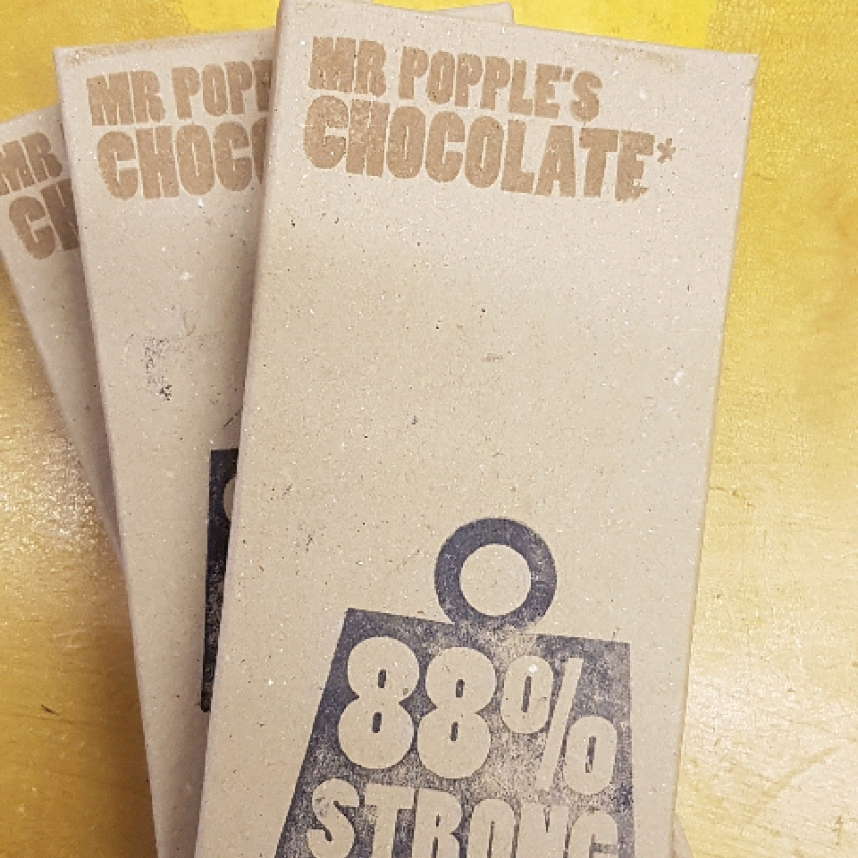 88% Strong Chocolate Bar