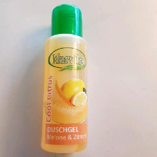 Duschgel melon & citron 100 ml