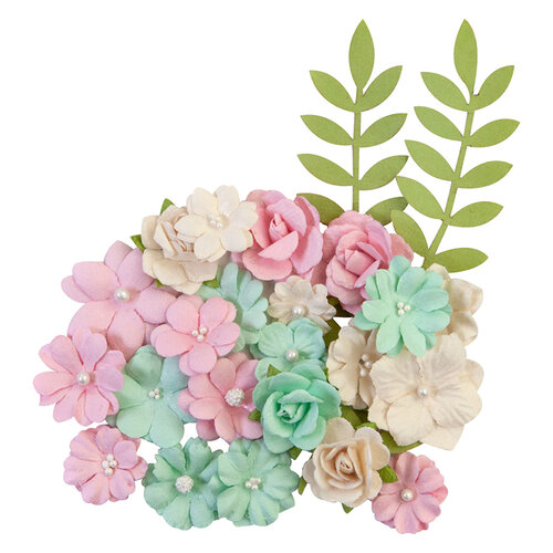 Prima Marketing - Dulce Collection - Flower/Blomster - Sweet Treats #644550