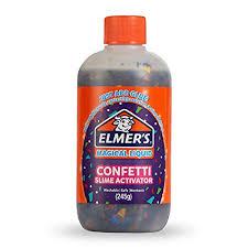 ELMER'S - Magical Liquid - Confetti Slime Activator (NB 65g)