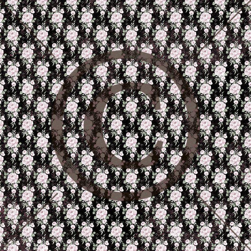Papirdesign 12'' x 12'' mønsterark - Håpfull - En bukett til deg