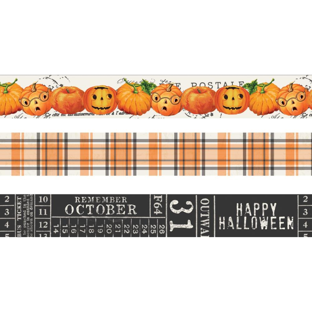 Simple Stories Vintage Halloween Washi Tape