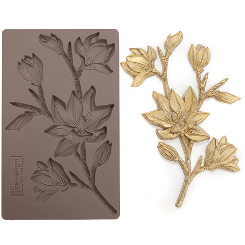 Re-Design with Prima Mould - Forest Flora