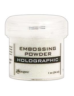 Ranger Embossing Powder- Holographic