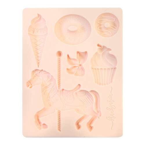Prima Marketing - Dulce Collection - Silicone Mould #995751
