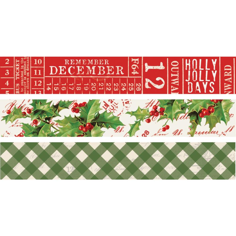 Simple Stories Vintage Christmas Washi Tape