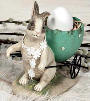 Rabbit with Cart