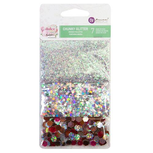 Prima Marketing - Dulce Collection - Chunky Glitter #995775