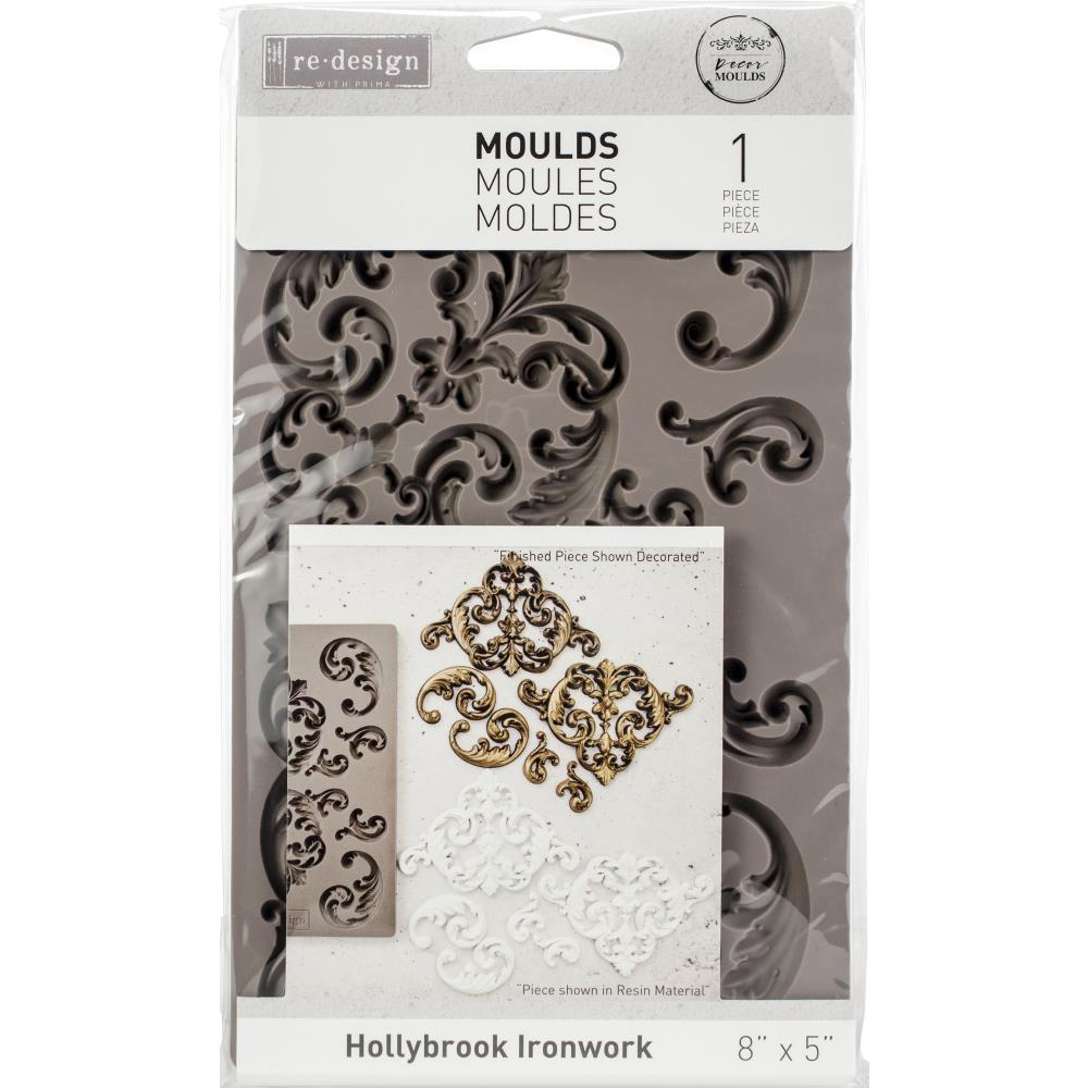 Re-Design with Prima Moulds - Hollybrook Ironwork
