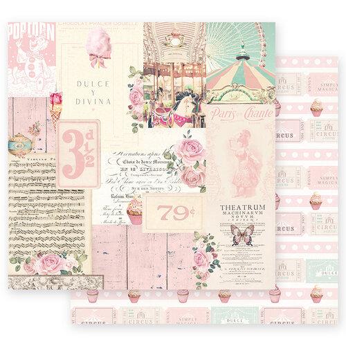 Prima Marketing - Dulce Collection - 12 x 12 Paper - Divina #995614