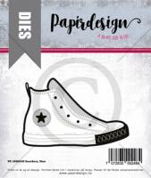 Papirdesign - Dies - Sneakers, liten