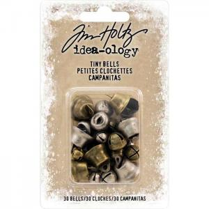 Tim Holtz Idea-Ology Tiny Bells