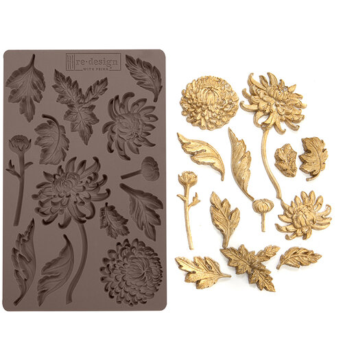 Re-Design with Prima Mould - Botanist Floral