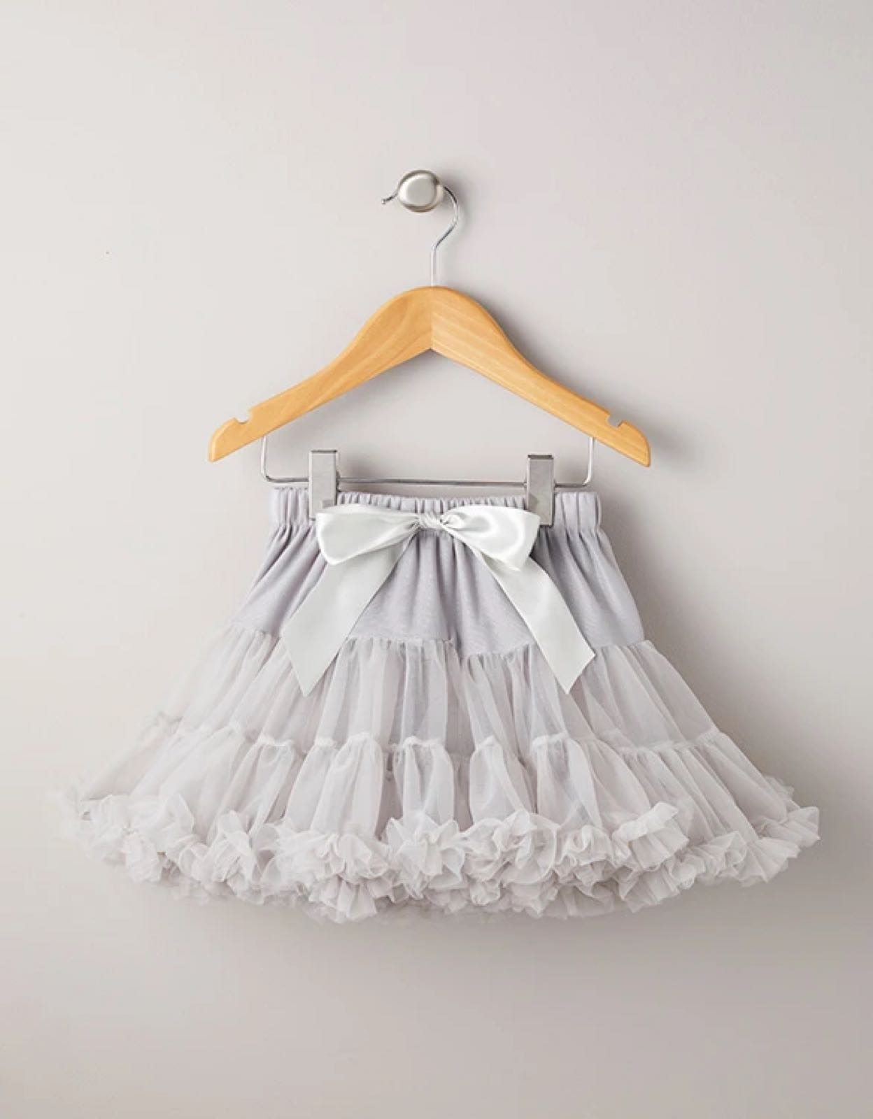 'Little Sister' Tutu - Grey