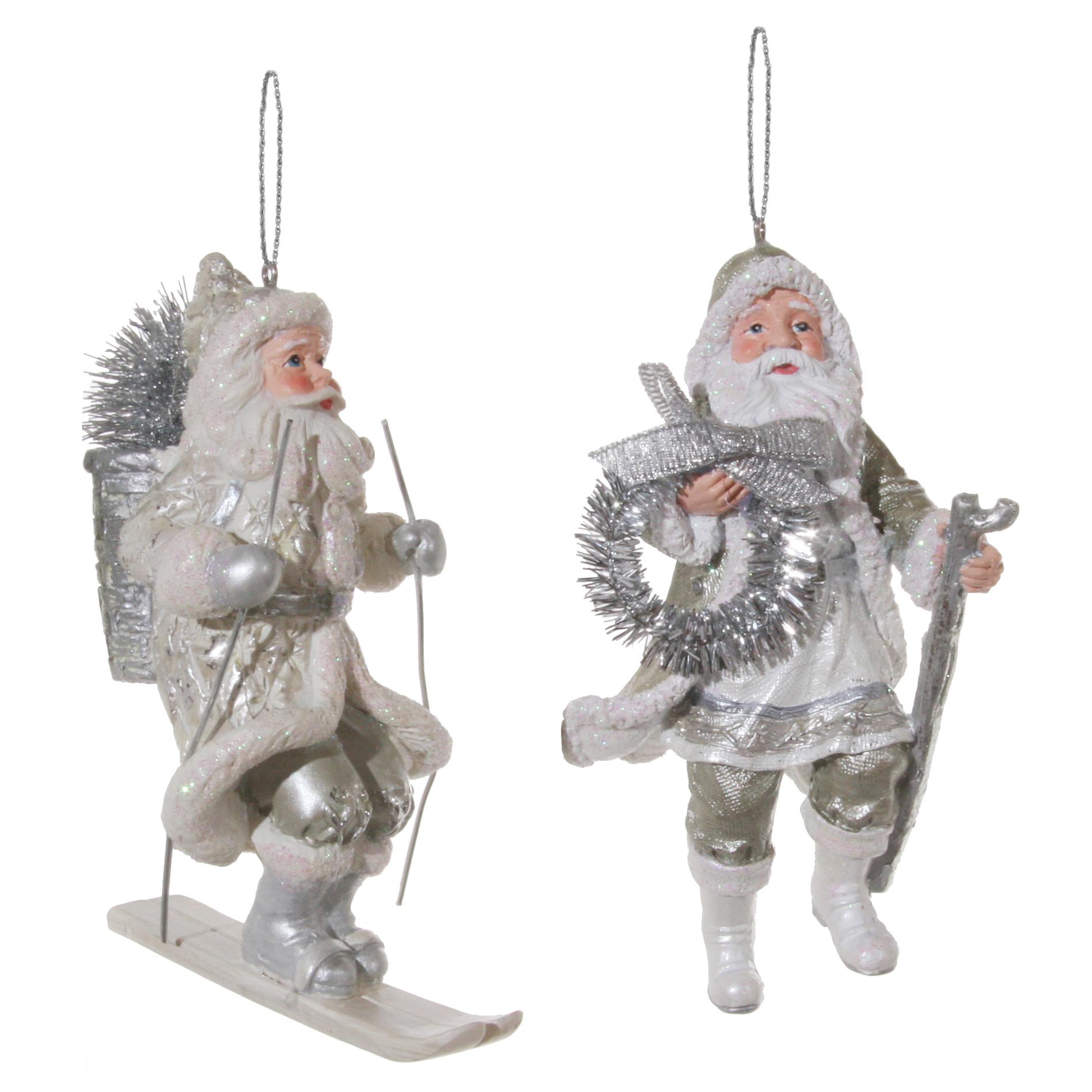 Tomte i silver